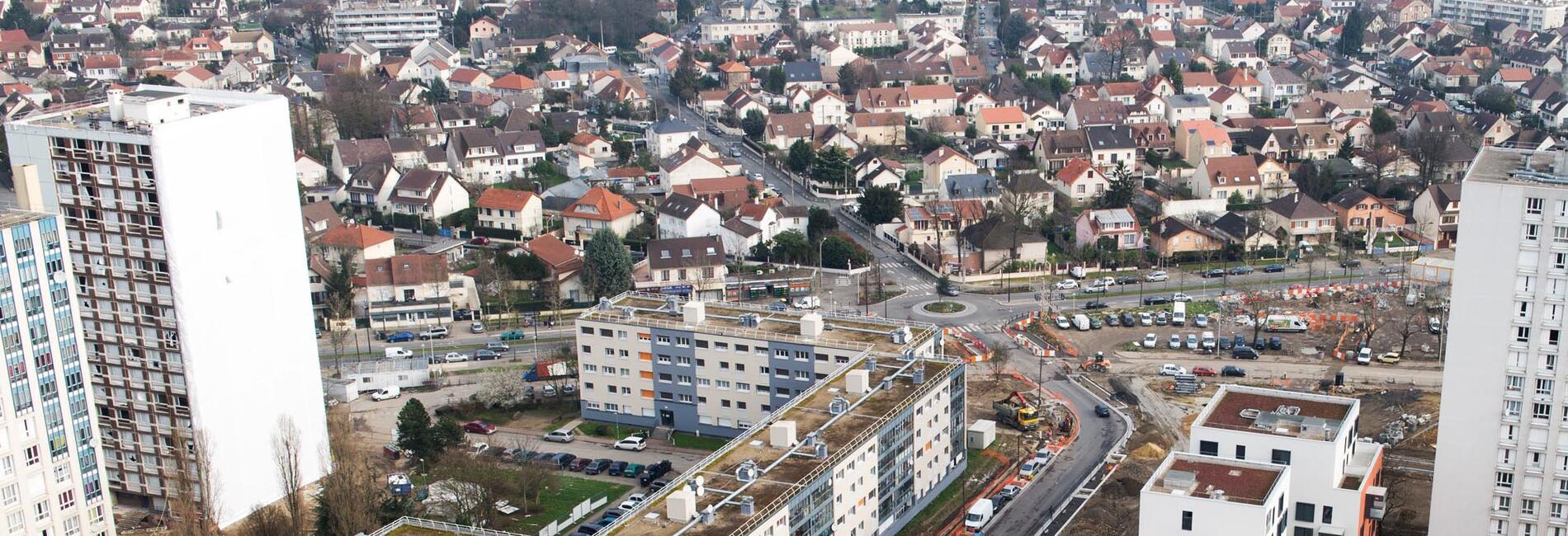 Le renouvellement urbain mairie de champigny sur marne - Son et video champigny sur marne ...