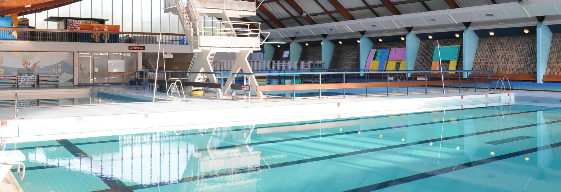 La piscine auguste delaune mairie de champigny sur marne for Claude robillard piscine horaire