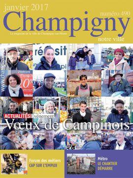 Champigny Notre Ville Fevrier