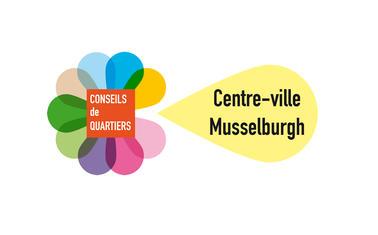Conseil de quartier du Centre ville et Musselburgh