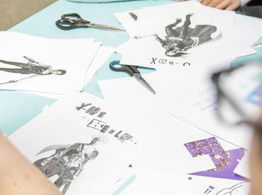 Atelier fanzine